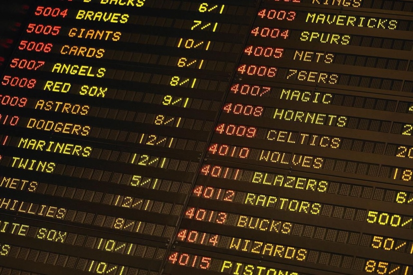 My Attempted Foray into Sports Betting