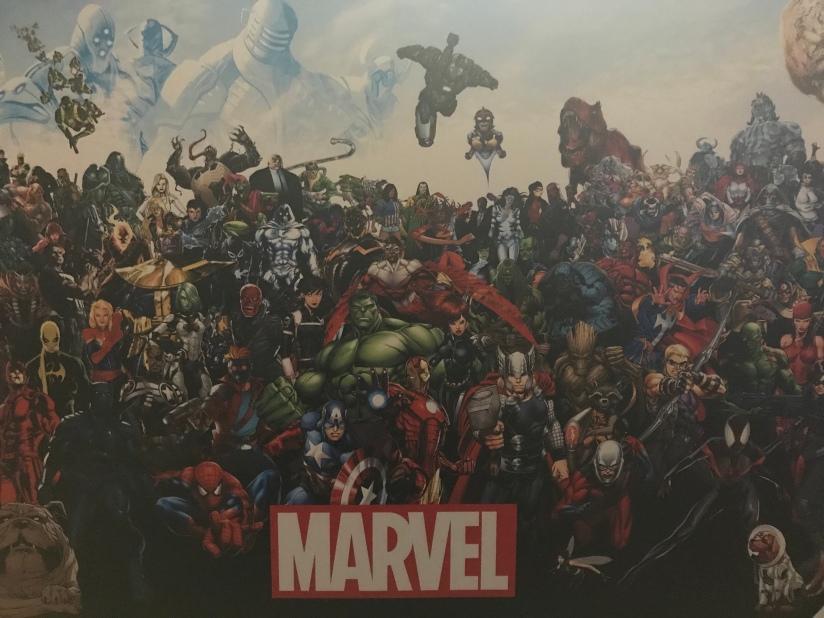 Top Ten Marvel Movies of the Last TenYears