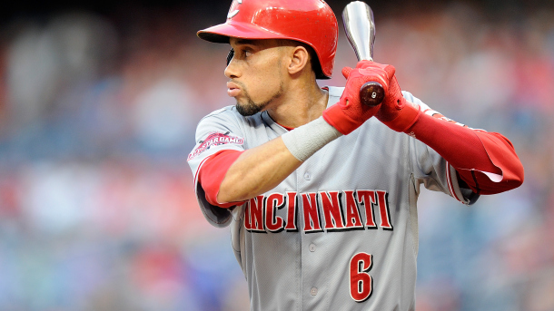 The Four Outfielders and the Case for Three: BillyHamilton