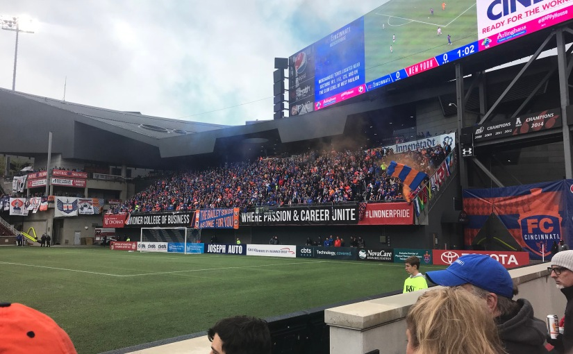 FC Cincinnati has a Bright FutureAhead
