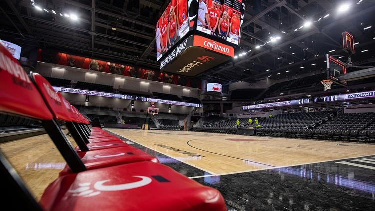College Basketball: The Opening of New Fifth-Third Arena