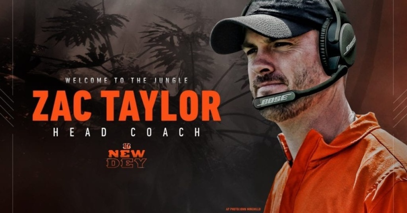 Zac Taylor: Five Burning Questions
